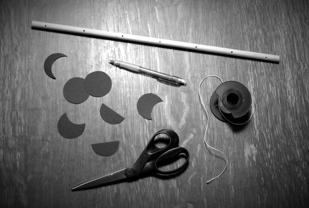 moon pennant tools