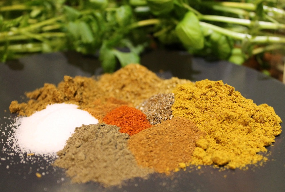 korma spice mix